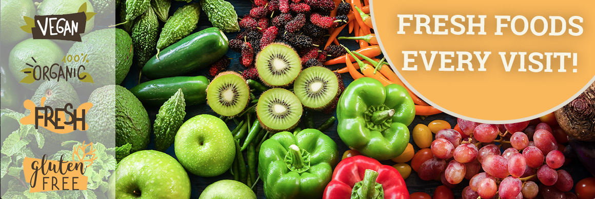 UNFI - Fresh Produce - B